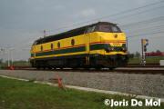 Thalys trein gemist
